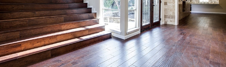 Laminate Flooring Right Turn Construction