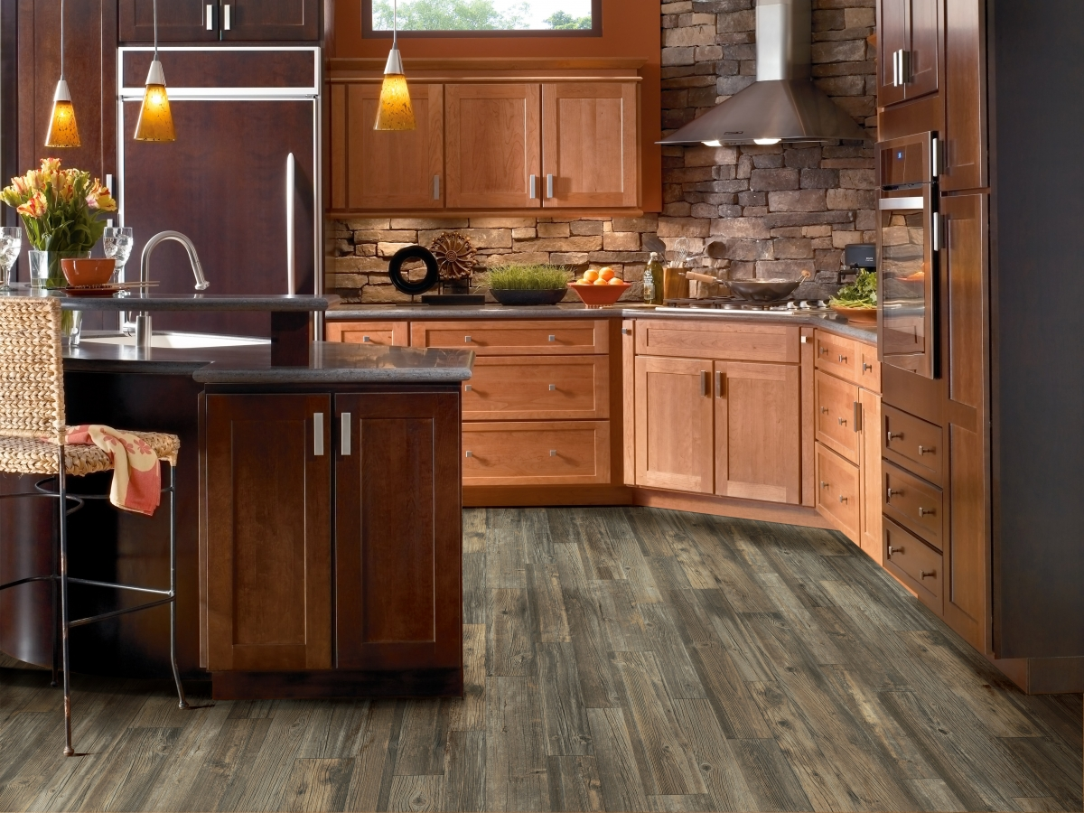 Kitchen Sheet Vinyl Flooring Linoleum And Wood Floors Vancouver Wa